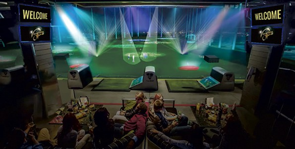 """Virginia Opera is staging """"Das Rheingold"""" at Topgolf locations in Richmond and Virginia Beach, taking advantage of the outdoor settings."""
