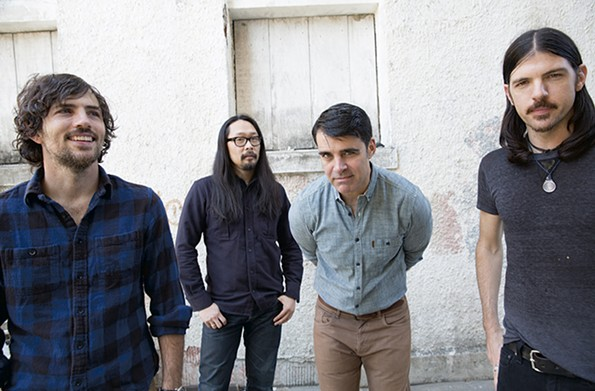 The Avett Brothers at Virginia Credit Union Live, Sept. 19.
