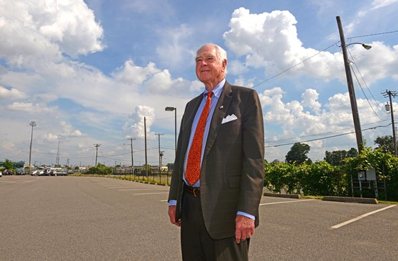 Philanthropist William Goodwin says an independent children's hospital could be a huge medical and economic draw. He holds out hope that it can become a reality. - SCOTT ELMQUIST