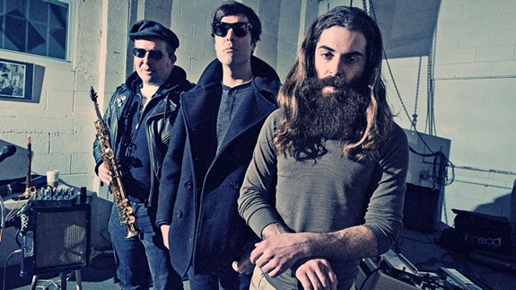 """Recent Third Man Records-signee Wolf Eyes will be a featured act at """"The Extravaganza"""" on Nov. 6."""