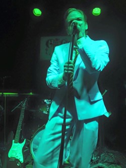 Will Gorman performs as David Bowie in local tribute group, Life On Mars. They will be playing a free show at the Answer Brewpub tonight to honor Mr. Bowie's passing.