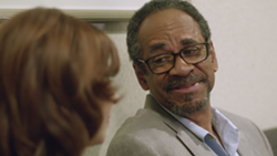 Actor Tim Reid of Richmond plays Miles, and served as a mentor to Jamison. - RED ZEPPELIN PRODUCTIONS
