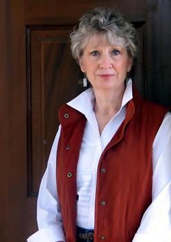 Lynchburg author Kathleen Grissom.
