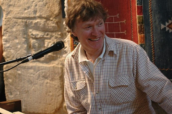 Stevie Winwood, the legendary voice of Traffic and Spencer Davis Group.