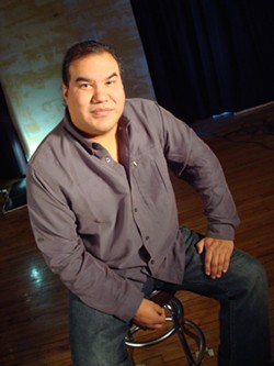 """Director Chris Eyre (""""Smoke Signals"""") will be one of the major American Indian artists attending the inaugural American Indian Film Festival at the Byrd in November."""