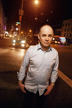 Comedian Todd Barry has no scheduled upcoming Richmond shows.