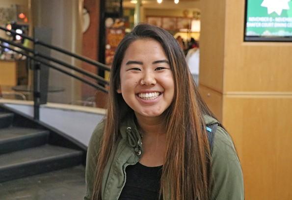 Ashley Yi is a nursing student at VCU. - CHARLOTTE RENE WOODS