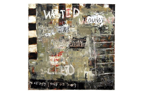 """Bill Fisher's """"Wasted and Wounded"""""""