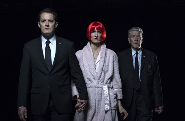 """Twin Peaks: the Return"""