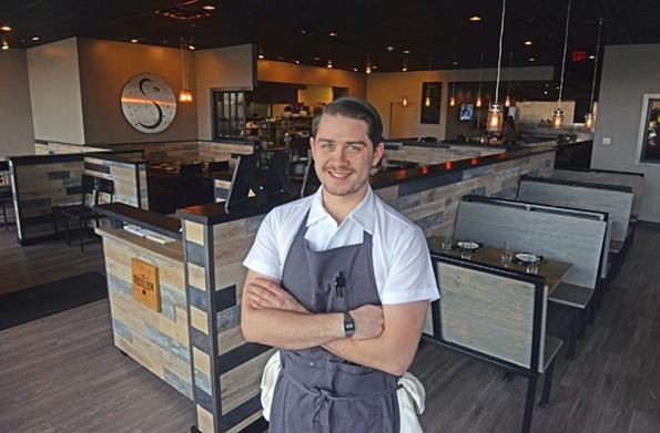 Chef Matt Kirwan - SCOTT ELMQUIST
