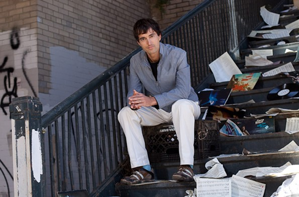 """Bates' opera """"The (R)evolution of Steve Jobs"""" is one of the best-selling productions in the history of the Santa Fe Opera."""