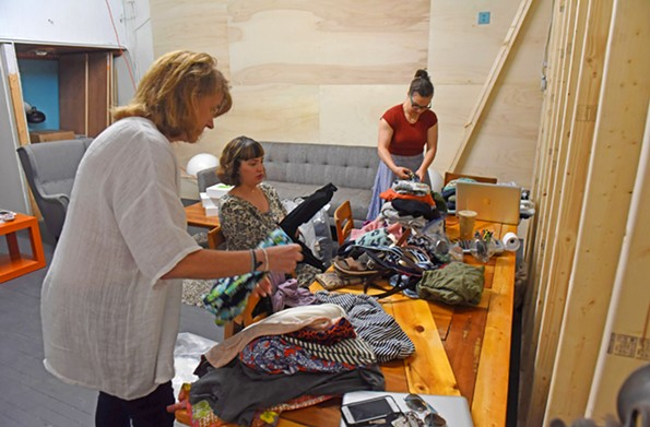 You'll find retro trends pushing back into circulation at Sweetest Stitch., at 431 N. Ridge Road in Henrico. - SCOTT ELMQUIST