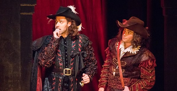 """Virginia Opera brings a more cheeky and charming """"Don Giovanni"""" to town"""