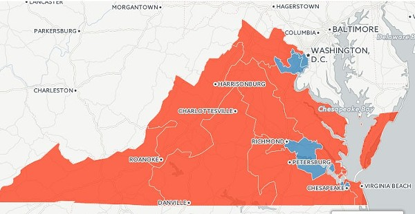 As Presidential Politics Shifts Into High Gear, Virginia Will Be a Target