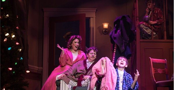 "Review: Virginia Rep's ""A Christmas Story: The Musical"""