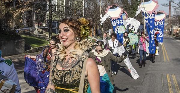 Event Pick: Dogtown Dance Theatre's Mardi Gras Celebration