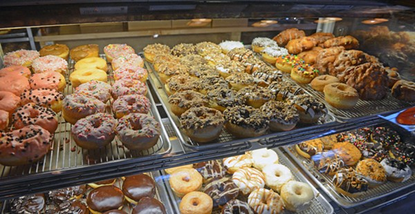 Sweet Buzz: Inside the Team Spirit and Creative Force that Powers the Rise of Sugar Shack Donuts