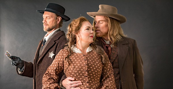 """Virginia Opera's """"Girl of the Golden West"""" Offers a Lush, Sweeping Puccini Score"""
