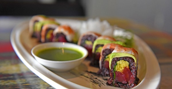 Red Salt Chophouse & Sushi Delivers on all Fronts