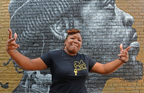 """Easy-flowing, South Side-raised rapper Cole Hicks on her big debut, """"May Day"""""""
