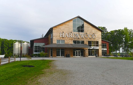 Chef Joe Sparatta's next venture is a restaurant at Hardywood West Creek.