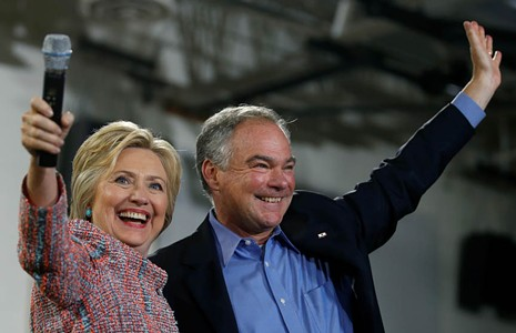 VP Courtship: How a Hillary Clinton and Tim Kaine Ticket Might Work