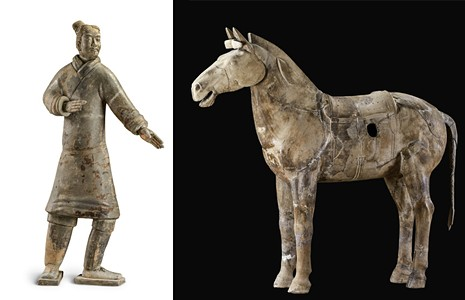 Buried Over Two Millennia Ago, China's Terracotta Soldiers Come to VMFA