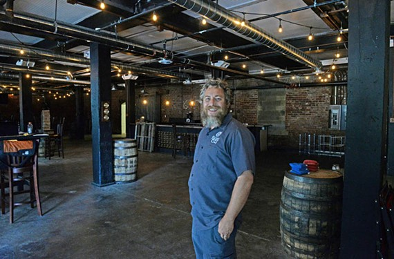 Co-owner Bart Lanman is opening a satellite location of Basic City Beer Co. in the old Twisted Ales space in Manchester.