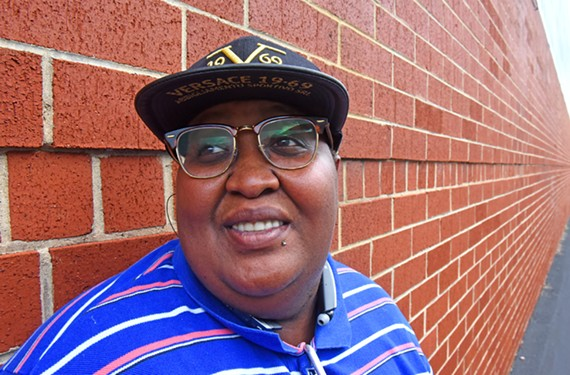 Richmond native Kasey Woods created Shepride for lesbians but encourages everyone in the LGBTQIAA community to come.