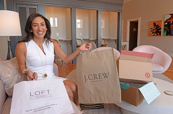 With people buying more online, Sarah Abubaker launched ReRunner, a web and mobile service that charges customers $10 to return or donate items they no longer want. Her mentors believe the idea has potential for national expansion.