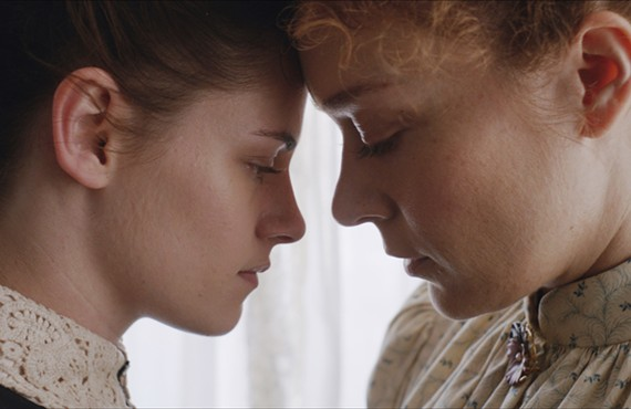 "Kristen Stewart and Chloe Sevigny are great actors, but they appear to be as shackled somewhat in ""Lizzie Borden."""
