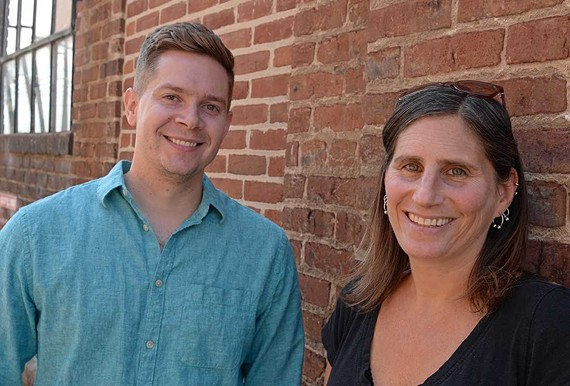 The Broadberry's Lucas Fritz and Trigger System's Jessica Gordon have joined forces.