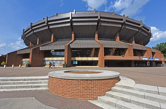 Does Richmond need an arena — and if so, what size? The Richmond Coliseum, opened in 1971, is on its last legs. Developers want a bigger arena that can compete for more business, and say the TIF model could make it a reality.