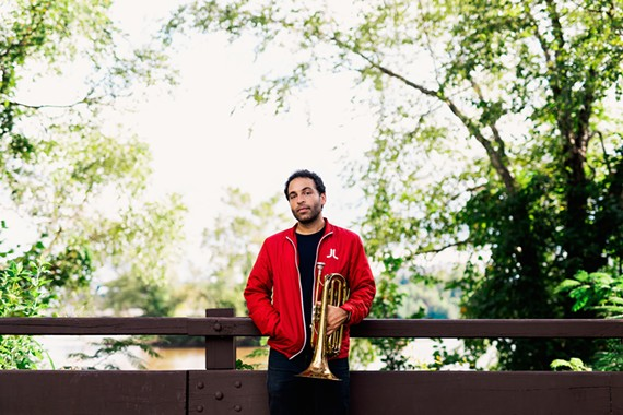 "From his bio: ""David Dominique is a composer, performer and music theorist living in Richmond, VA by way of Los Angeles, Boston, and New York, though not necessarily in that order. His compositional output includes contemporary chamber music, jazz, electroacoustic music, installation, rock and theater."""