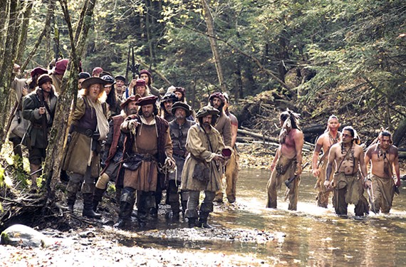 """Director Francois Girard's """"Hochelaga: Land of Souls,"""" is a 2017 historical drama that was Canada's submission for best foreign language film at the Academy Awards."""