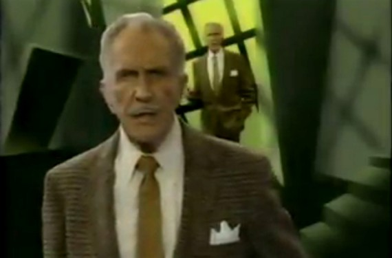 "The great Vincent Price narrates a tale about a one-eyed quarterback in ""Strange but True Football Stories."""