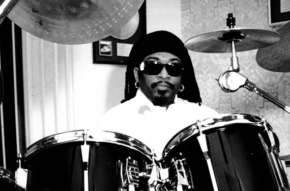 "Drummer Jerome ""Bigfoot"" Brailey played with Parliament-Funkadelic during the group's most successful period in the 1970s. Today, Roots drummer Questlove has a snare named after him."