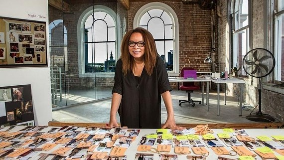 Ruth E. Carter, Hampton University alumna and Oscar-nominated costume designer.