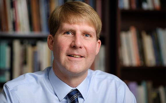 "Wake Forest University Professor John Dinan, whose areas of expertise include federalism, state constitutionalism, state politics and American political development. He wrote the book, ""The Virginia Constitution."""