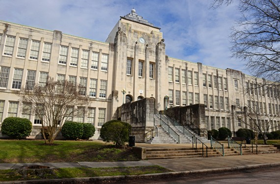 Thomas Jefferson High is one of more than 40 city schools with a poverty rate above 35 percent, but that may not be enough to receive Title I funding.