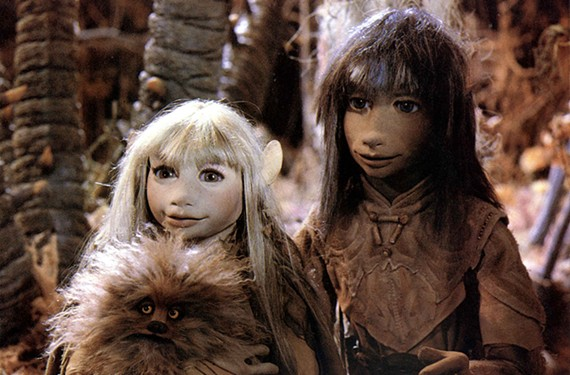 """The Dark Crystal"""