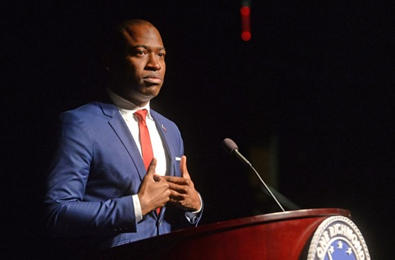 A majority of Richmond City Council members have said they do not support Mayor Levar Stoney's budget proposal for a 9 cent property tax increase that would fund repairs for schools and city streets.