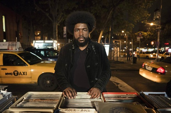 "Drummer Questlove put together a James Beard award-nominated cookbook, ""Something to Food About."""