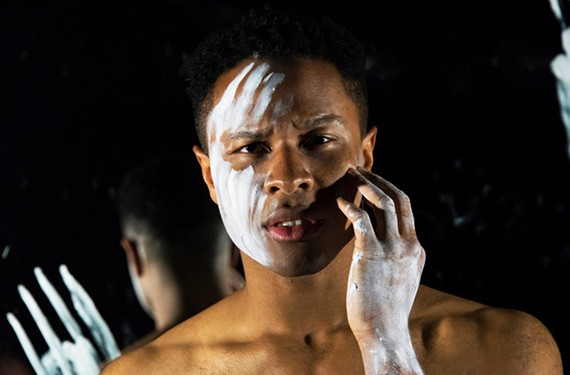 "Jamar Jones, who will portray the playwright, BJJ, along with a few other characters in ""An Octoroon."""