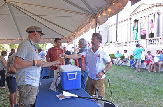 Brewhaha Craft Beer Festival at the Virginia Museum of History and Culture, Saturday, Aug. 3