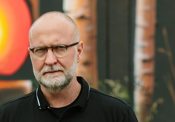 "Bob Mould's most recent album is ""Sunshine Rock"" on Merge Records."