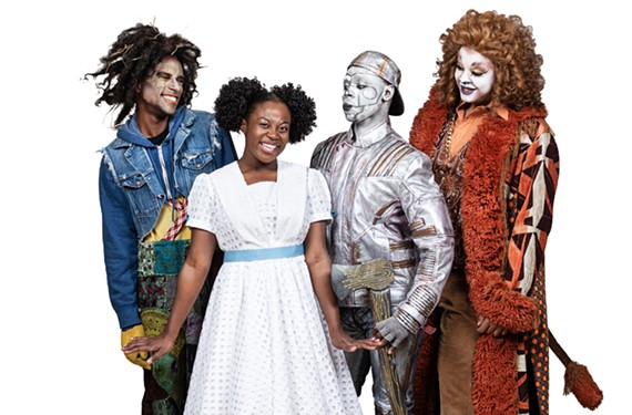 """Virginia Rep's """"The Wiz"""" runs from June 21 to Aug. 4 at the November Theatre. Tickets cost $36 - $63. va-rep.org."""