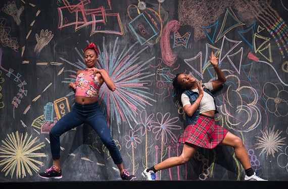Modlin presents Camille A. Brown and Dancers, known for its black female choreography, on Friday, Sept. 27.