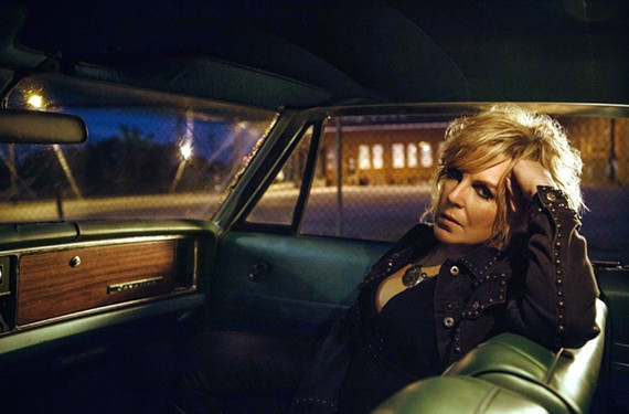 Lucinda Williams  at Camp Concert Hall, University of Richmond, Sept. 25