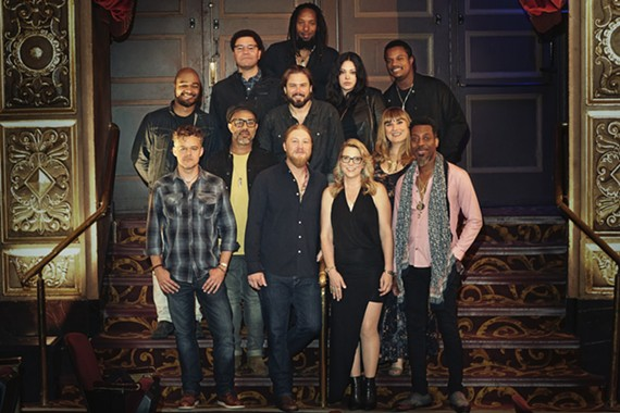 "The Tedeschi Trucks Band released its fourth studio album, ""Signs,"" in February of this year."